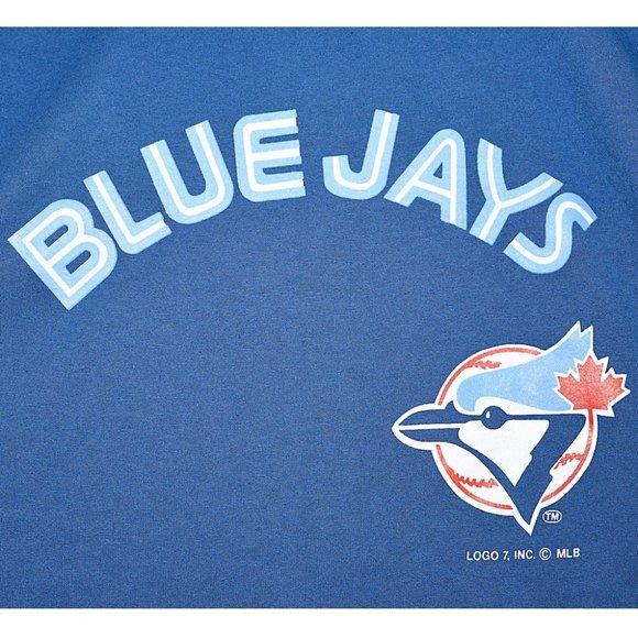 MLB/Logo 7 Vintage Toronto Blue Jays T-Shirt